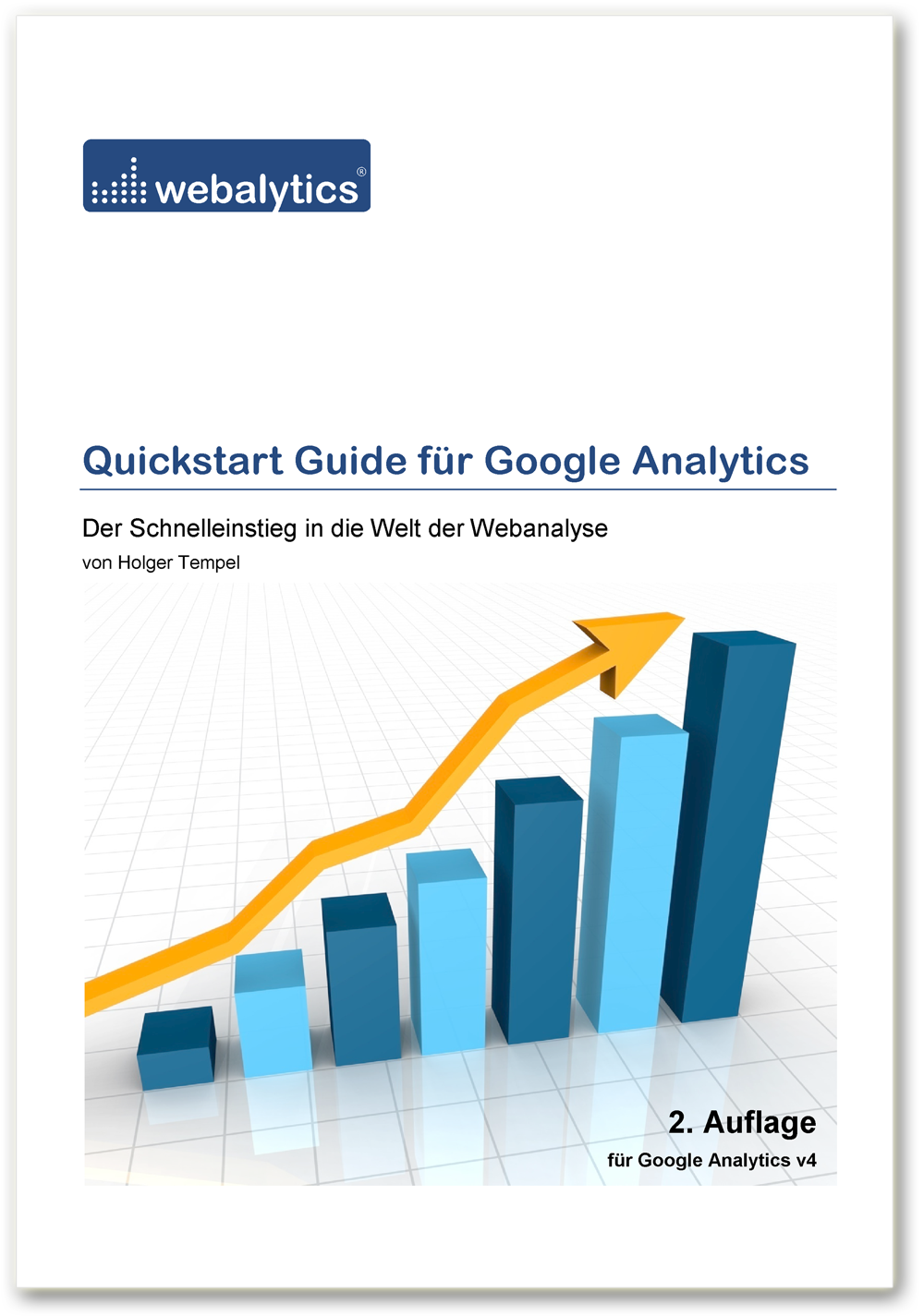 2. Auflage - Quickstat Guide für Google Analytics v4