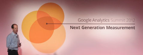 Keynote von Paul Muret auf dem Google Analytics Summit 2012