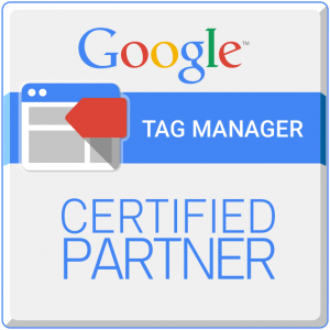 GTM Certified Partner Badge